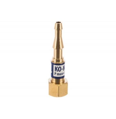 Клапан обратный КО-К-20 на вход резака (2855575) ГСЕ Красс РФ