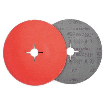 27618 Фибровый зачистной диск 987C P36+ 125 x 22 мм (60-4402-2930-4) Швейцария