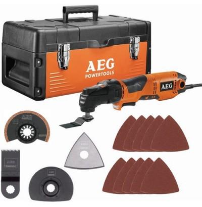 Многофункциональный инструмент AEG OMNI 300 KIT5 (4935447865) Германия