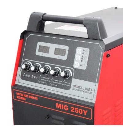 Mitech MIG 250Y (380 В) + подставка под баллон.