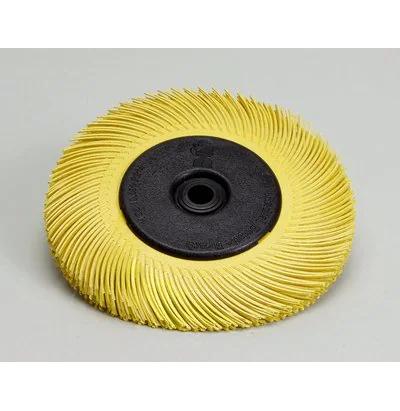 33215 Радиальная щетка BRISTLE BB-ZB T-С P080 yellow 150 мм (61-5001-8777-0) (60195) Швейцария